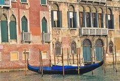 Gondola in Venice Royalty Free Stock Image