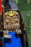 Gondola w Wenecja Obrazy Royalty Free