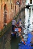 gondola Wenecji Zdjęcia Stock