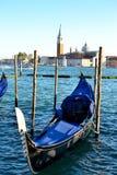gondola Wenecji Fotografia Royalty Free