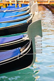 Gondolas Stock Photos