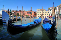 Gondolas Stock Photo