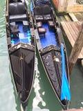 gondolas Stock Afbeeldingen