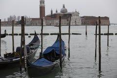 gondolas Imagen de archivo