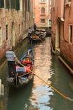 gondolas royalty-vrije stock foto's