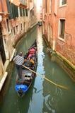 gondolas royalty-vrije stock afbeelding