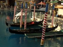 gondolas royalty-vrije stock foto