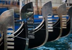 Gondolas ferro Stock Photography