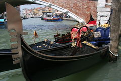 Gondolas Royalty Free Stock Photos
