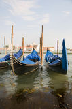 Gondolas Grand Canal Venice Italy Royalty Free Stock Photo