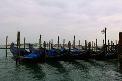 Gondolas Royalty Free Stock Photos