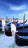 Gondolas Stock Photography