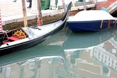Gondolas Stock Image