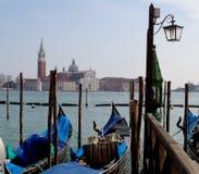 Venice and its gondolas, Italy royalty free stock photos
