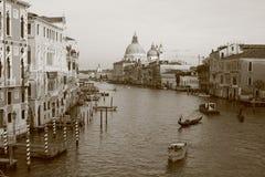 Gondole à Venise Photo libre de droits