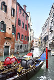Gondole à Venise Photo stock