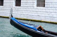 Gondole à Venise Italie photographie stock libre de droits