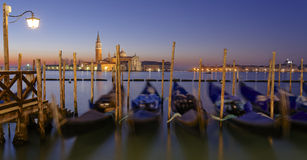 gondole Βενετία Στοκ Φωτογραφίες