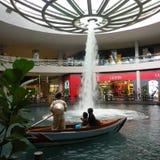 Gondole dans Singapour Image libre de droits