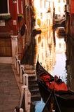 Gondole de Venise Images stock