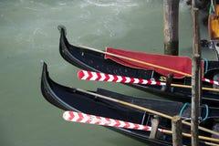 gondole dwa zdjęcie stock