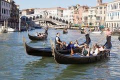 Free Gondole In Venice Stock Photography - 19287692