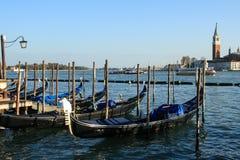 gondole Italie Venise Photos libres de droits