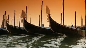 gondole Venice Zdjęcie Royalty Free