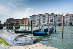 Gondole in venice Royalty Free Stock Images