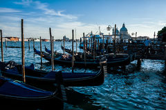 Gondole Venise Photos stock
