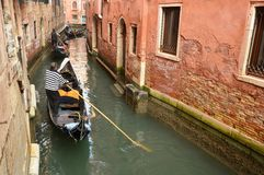 gondole Wenecji Zdjęcie Stock