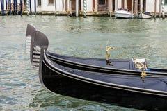 gondoler venice Fotografering för Bildbyråer