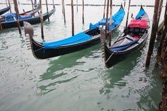 Gondoles de Venise Image stock