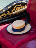 Gondolier's Hat Royalty Free Stock Photography
