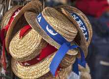 Gondolier's Hats Stock Photos
