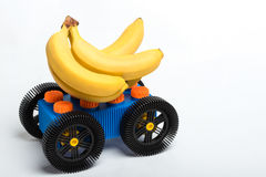 Gone Bananas Stock Images