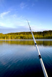 Gone fishing Stock Photos