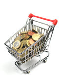 Gone shopping ! Royalty Free Stock Photo