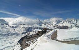 Gonergat, Switzerland Stock Images
