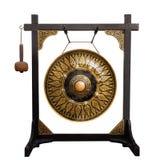 gong Image libre de droits