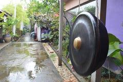 gong zdjęcia stock