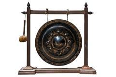Gong di Lanna immagini stock