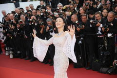 Gong Li Royalty Free Stock Photos