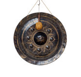 Gong. Royalty Free Stock Photo