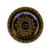 Gong with painting Royalty Free Stock Photos