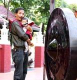 gong tajlandzki Obrazy Royalty Free