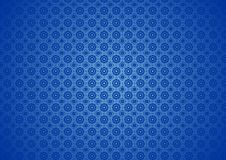 Floral Nature Oriental, Ornamental, Chinese, Arabic, Islamic, Imlek, Ramadan, Festival Blue Pattern Texture Background Wallpaper royalty free stock photos
