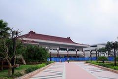 Gongbei Port of Zhuai, China royalty free stock image