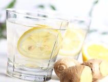 Gonger lemonade Stock Image
