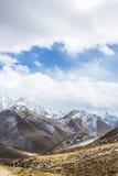Gongga snow mountain stock photography